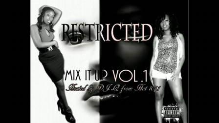 RESTRICTED (preview of the mixtape)