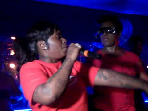 La Chat & Gangsta Boo Live at The Gate ATL