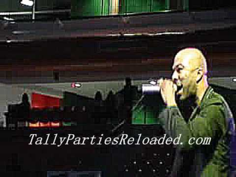Common live on TallyPartiesReloaded