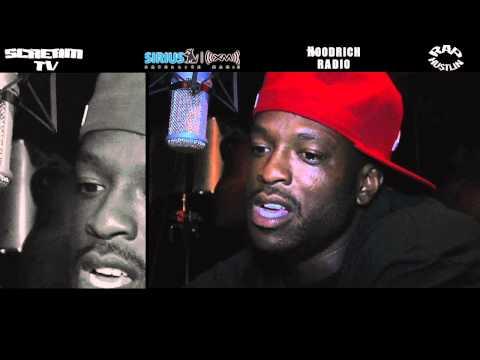 Block (Block Ent) sits down with DJ Scream on Hoodrich Radio!