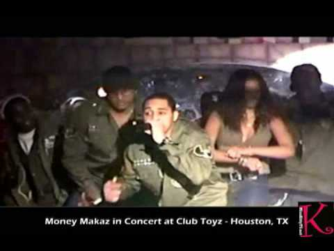 LIVE IN CONCERT//CLUB TOYZ