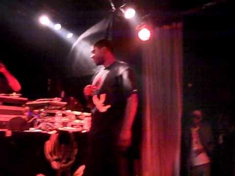 Big K.R.I.T. Performs Live at Smith's Olde Bar in Atlanta