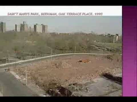 Introducing The South Bronx from then till now