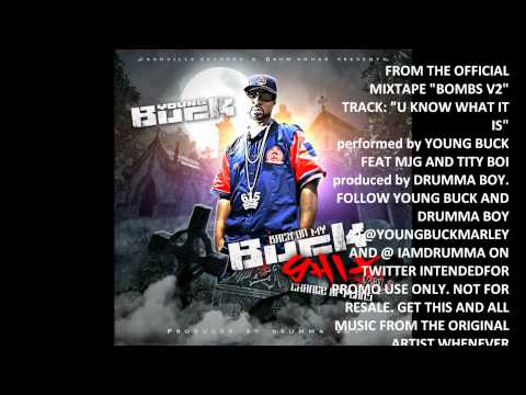 YOUNG BUCK FEAT MJG AND TITY BOI - U KNOW WHAT IT IS