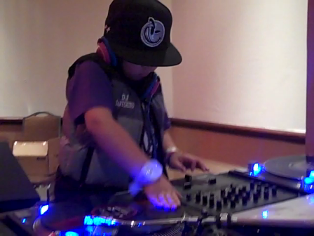 DJ Babychino Core DJ Retreat 2010