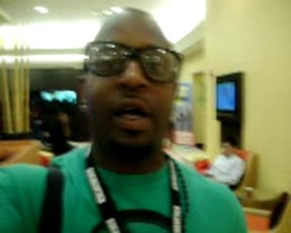 FLORIDA MUSIC SUMMIT WALK AROUND DJ NOTHIN NICE LE~