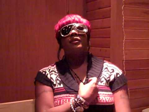 Gangsta Boo Interview w/ Ms. Rivercity