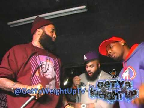 TONE TRUMP | MILL MILLIONZ | @ CLUB PYRAMID NYC - GET YA WEIGHT UP DVD VOL. 1
