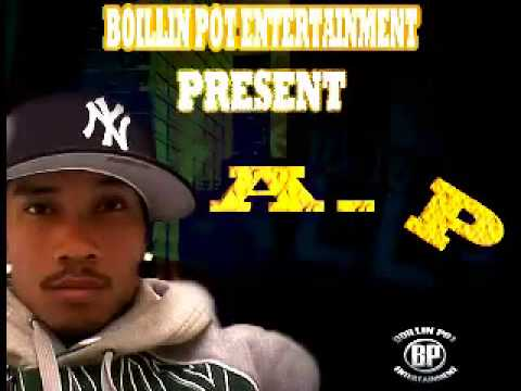 ( BOILLIN POT )  A.P - The Way (Break It Down) Produced by Tu$hay