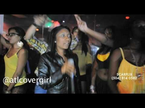 """Covergirl """"What's Up"""" Live @ Secrets Lounge (Feb 13 2011)"""