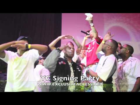 YC Signing Party