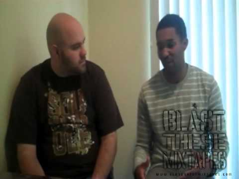 Blast These Mixtape Interview with DJ QuinnRaynor