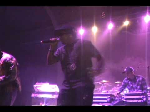 OL-TV: SOUNDCHILD CREW OPENING FOR SNOOP DOGG - HYPNOTIK