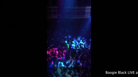 Boogie Black Blame It on the Henny Live at Webster Hall NYC