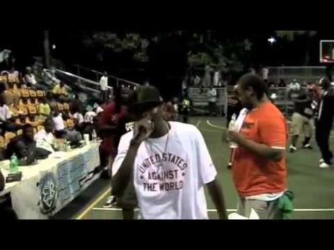 Boogie Black Blame It on the Henny Live at The Rucker, Harlem USA