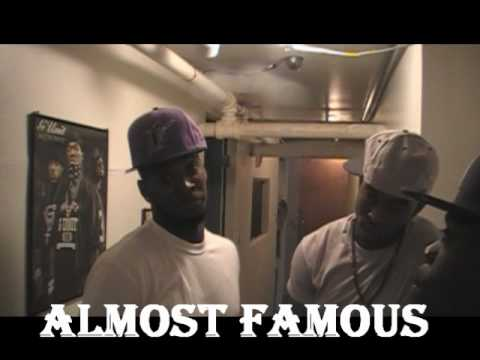 ALMOST FAMOUS A.C. ANTHEM (IN STUDIO PERFORMANCE)
