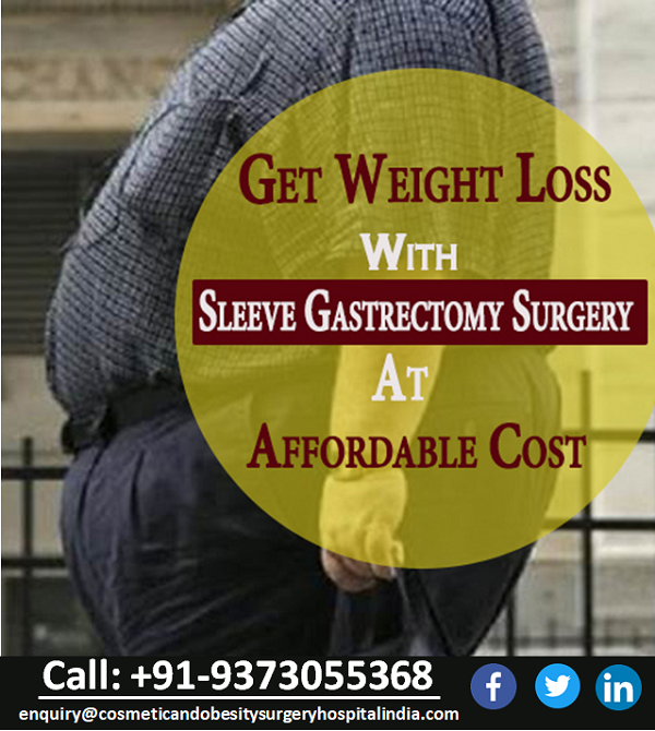 Weight Loss Procedure Sleeve Gastrectomy Surgery Success Rate in India