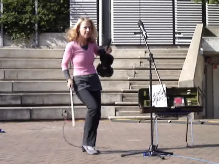 Gisele Electric Violin Live v2