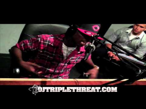 Felony Fame of the U.N. Freestyle with DJ Triple Threat