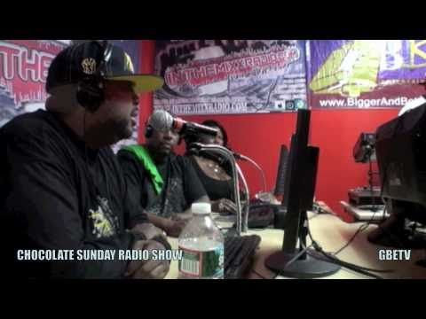 Rah Grizzly interview on Chocolate Sundays Radio Show