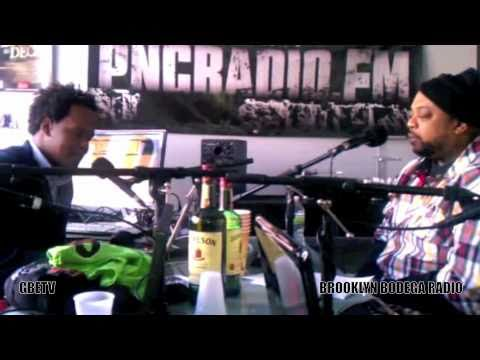 RAH GRIZZLY Interview on Brooklyn Bodega Radio