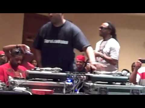 Dj Scratch Core Dj Retreat 14 Miami