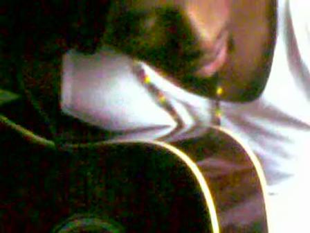 Jah kareem guitar singing pt2