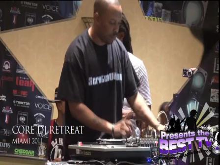 Core DJ RetreaT MIAMI 2011