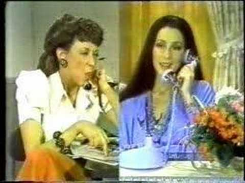 Lily Tomlin & Cher Bono Gossip