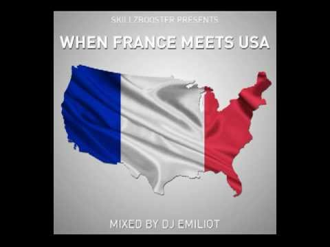 "Trailer ""When France Meets USA"" mixtape mixed by DJ Emiliot"