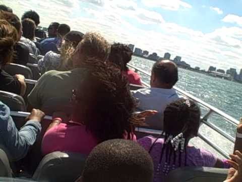 Speed Boat riding