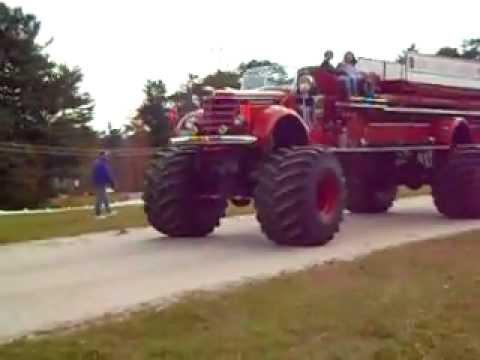 1937 Monster Fire Truck