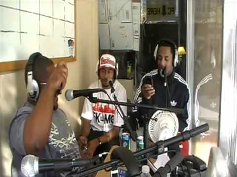 The Jay Davis Show Interview with Chicago very own Pheave.wmv