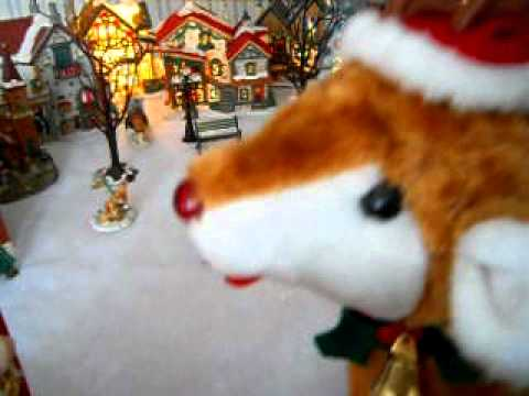 Rudolph The Six-Gun Shooter Song