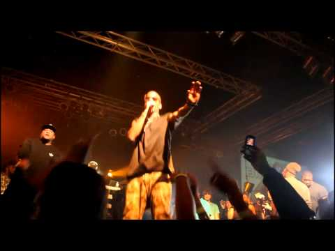 Video: B.o.B. Birthday Party and Performance in Atlanta