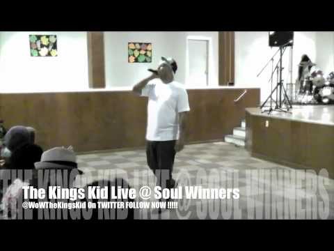 Nucci Reyo The Kings Kid @ Soul Winners in Easton PA 2011