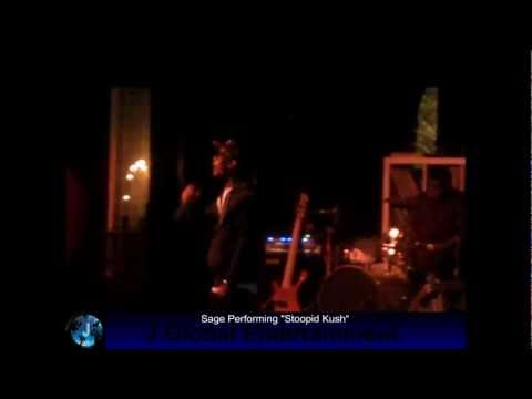 "Sage Performs ""Stoopid Cush"".wmv"