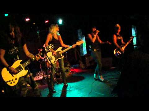 Sick of Sarah -Overexposure @ The End in Nashville