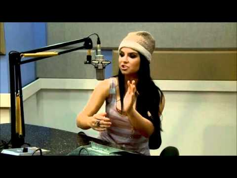 JoJo Interview in studio 2011