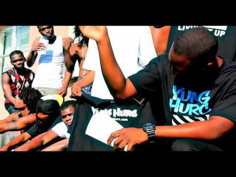 "Yung Hurc ""No Stress"" Music Video"