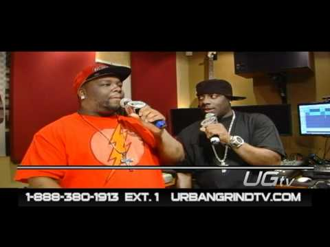 UGTV Presents DJ Phantom's Booth (Ep 11 Part 1 of 3) - Yung Holla