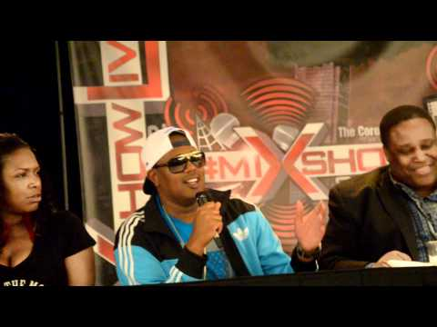 Master P, Green Lantern Talk Getting Songs Played #MixShowLive2012