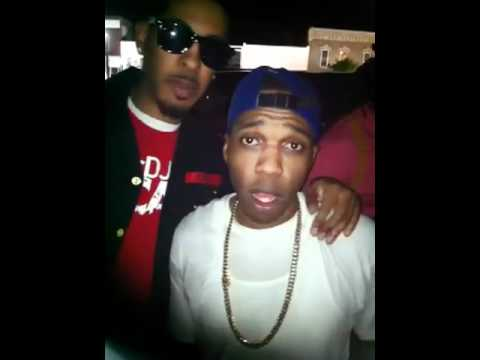 @currensy_spitta talks wit the fans