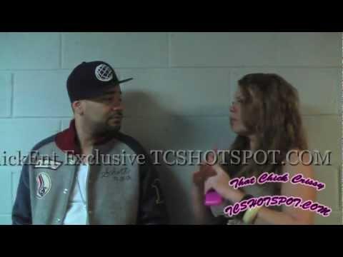 That Chick Crissy Interviews Dj Envy of Power105.1& MTV