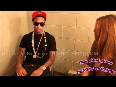 Jeremih 's interview with That Chick Crissy