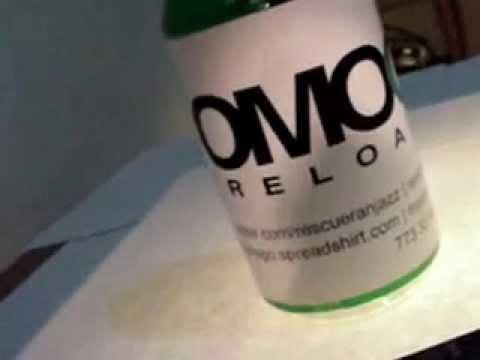 The Omogo Reloaded Energy Drink