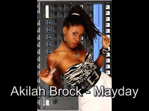 AKILAH BROCK'S CD PROMO