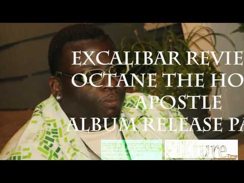 Midwest's Finest: Octane the Hood Apostle's Album Release Party Review by Excalibar