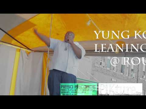 Midwest's Finest: Yung K.O.R.I performd Leaning in my Seat @ Round Barn Festival