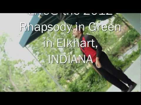 Midwest's Finest: Juggler Yoder performs @the 2012 Rhapsody in Green Festival, ELkhart, IN
